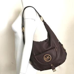 Michael Kors Fulton Hobo SHOULDER Bag